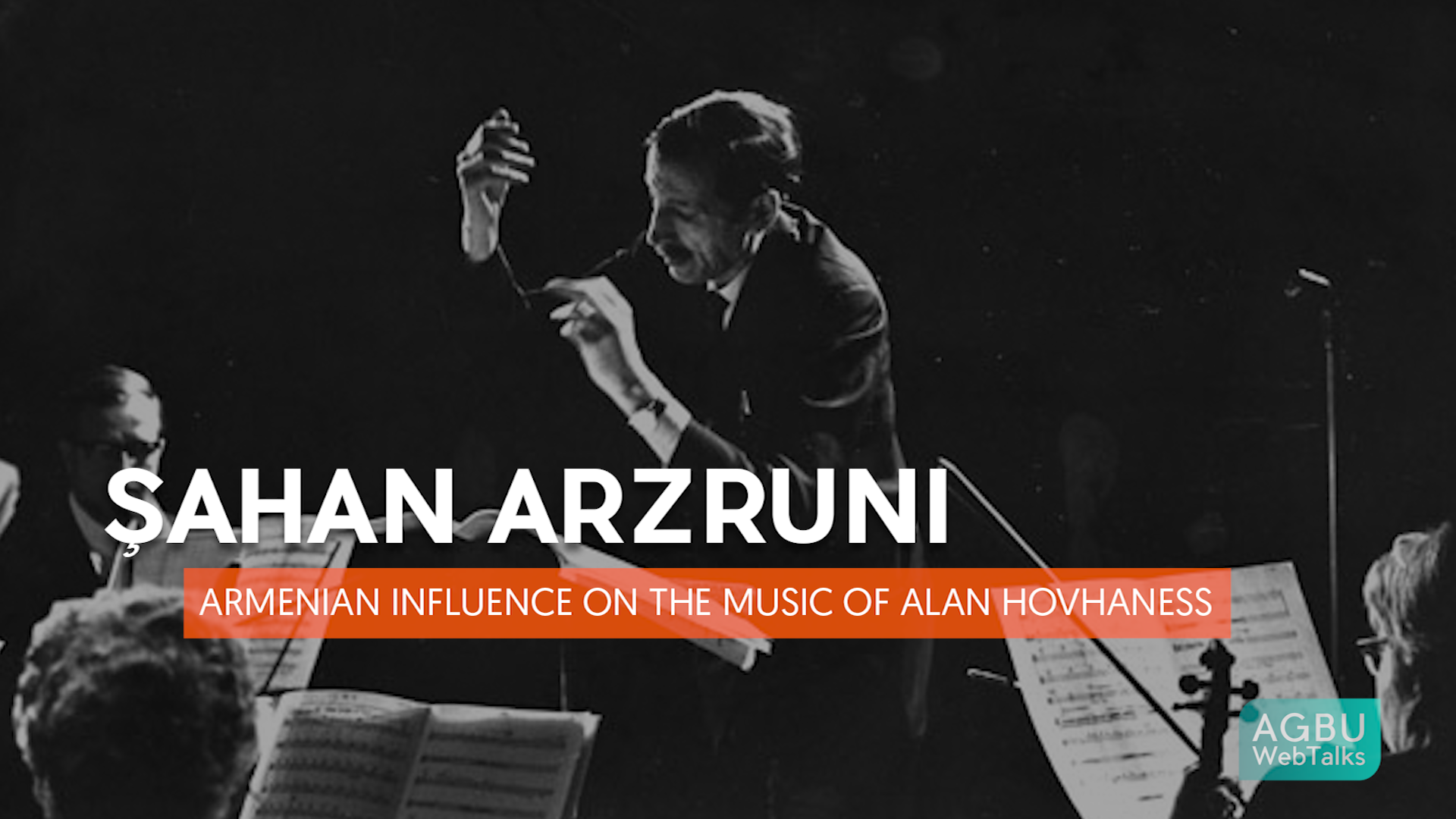 Armenian Influence on the Music of Alan Hovhaness